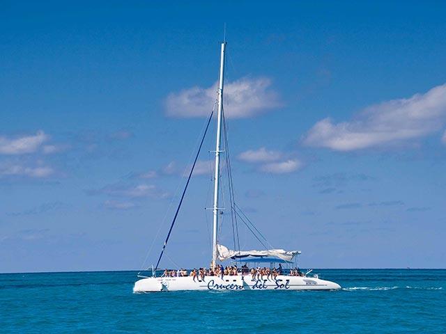 Crucero - Cayo Guillermo